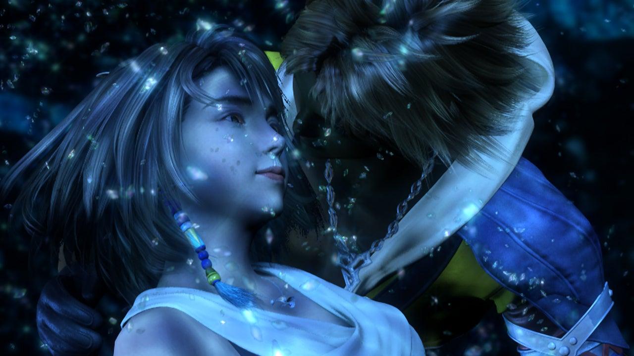 Final Fantasy X Pops Up On Steam