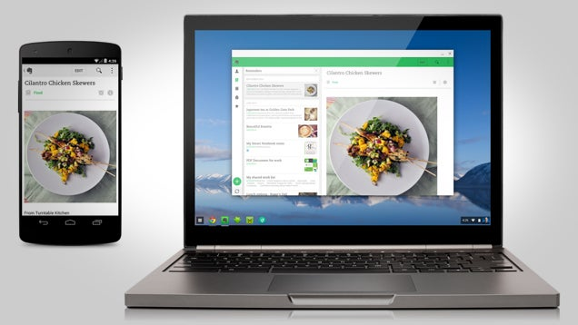 The First Android Apps Are Now Available For Chrome OS