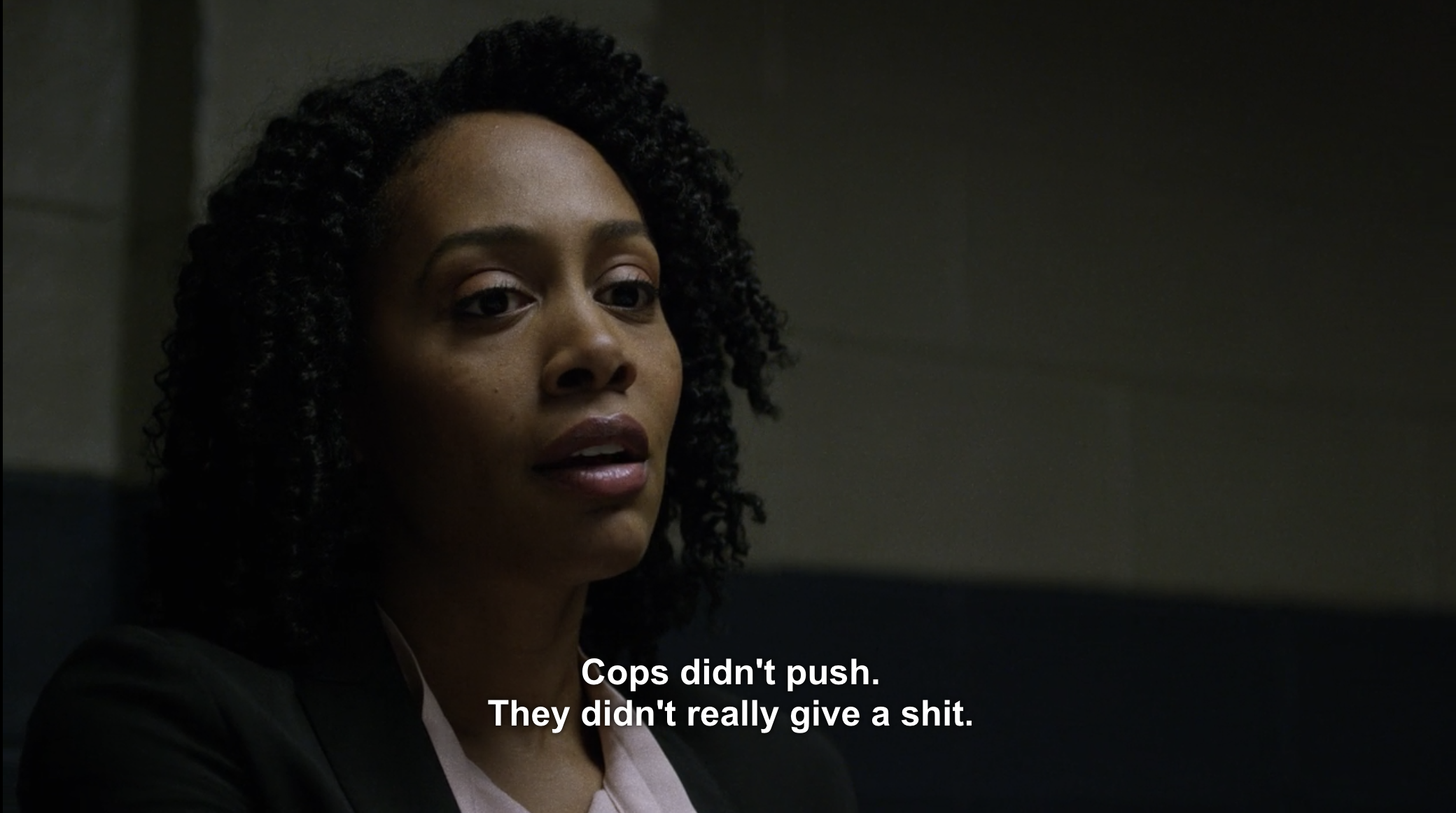 Misty Knight Is the Most Important Character in the Luke Cage TV Show