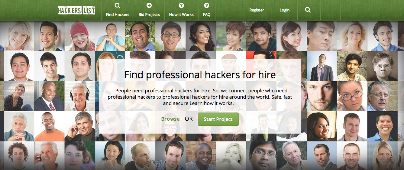 This New Website Lets You Hire a Hacker in Minutes