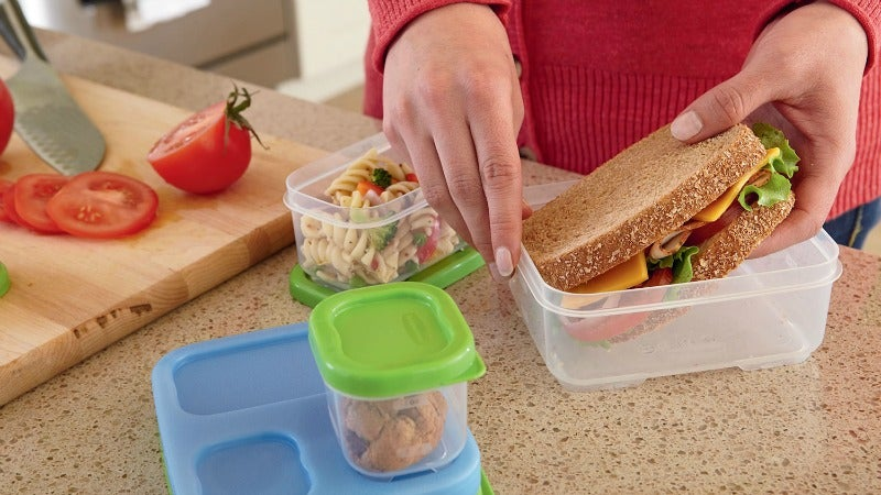 Pack the Best School Lunch by Thinking in Threes