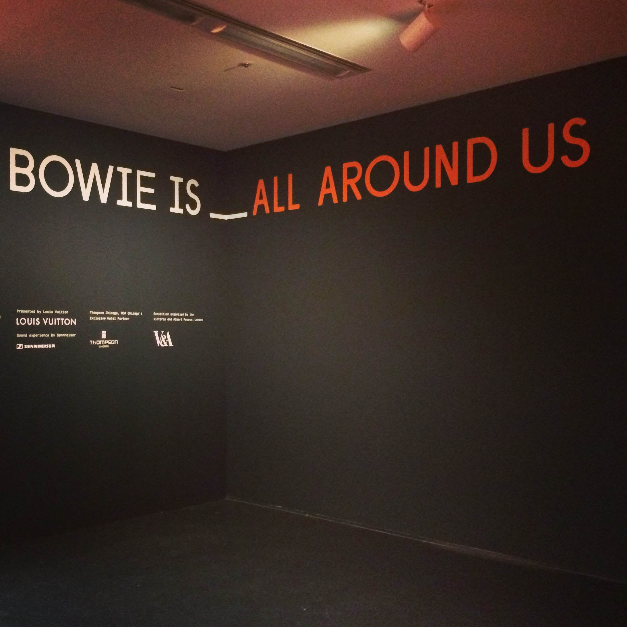 The Souped Up Acoustics Behind a Giant David Bowie Retrospective