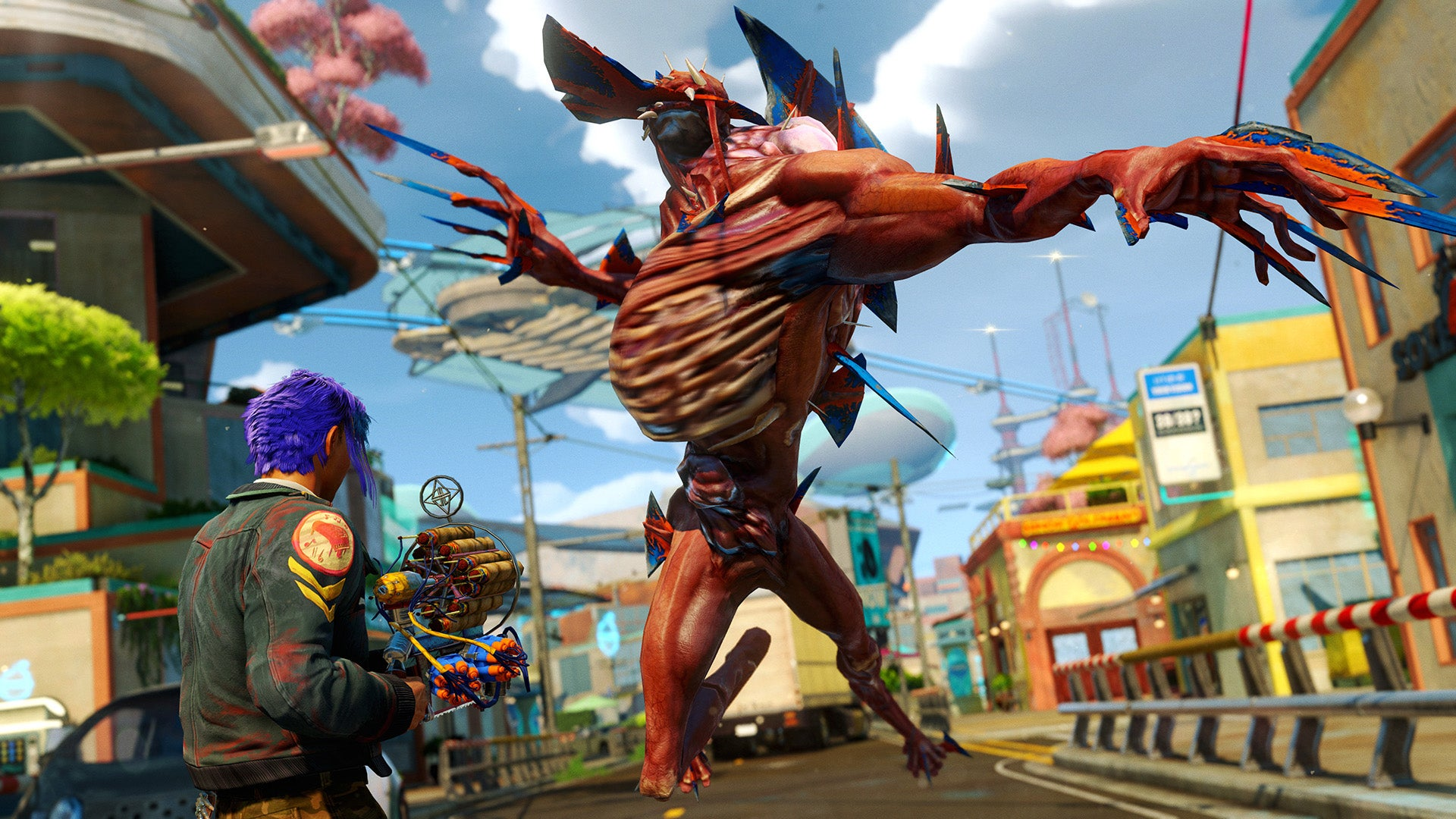 Tips For Playing Sunset Overdrive