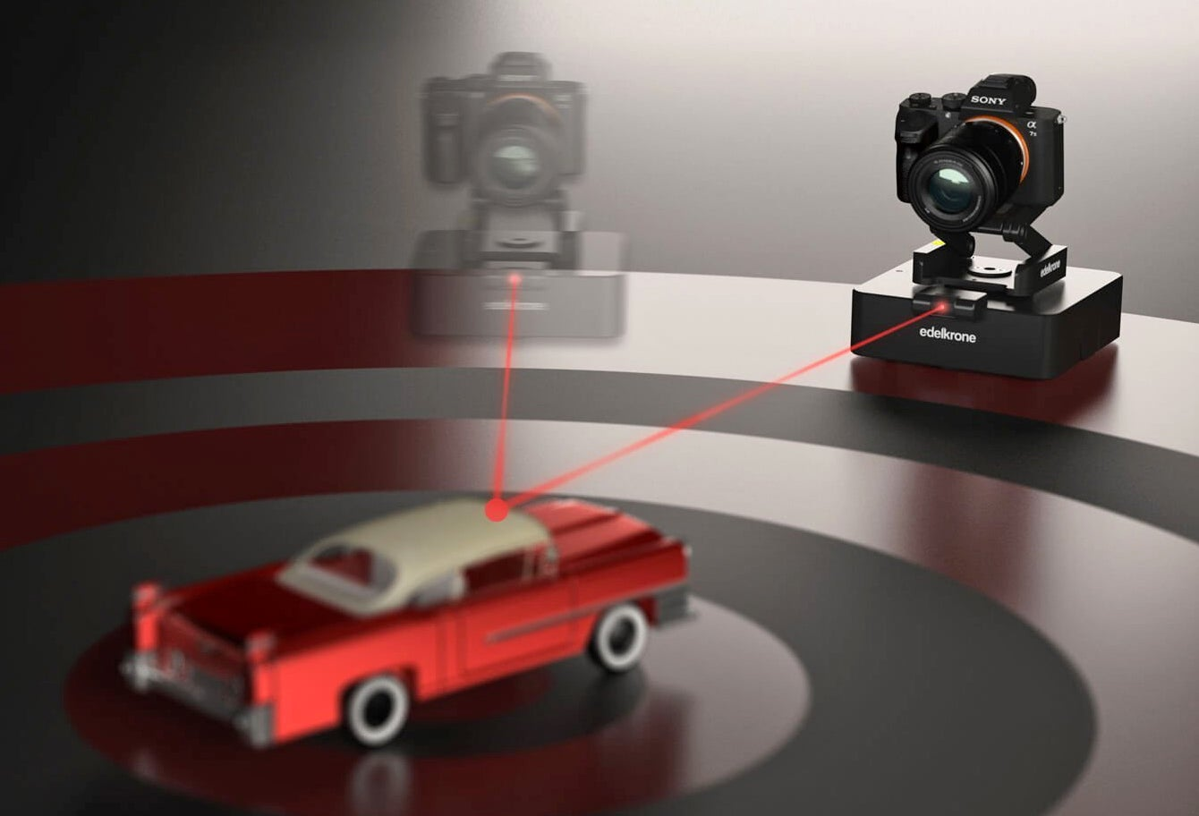 Even Amateur Filmmakers Can Afford This Tiny Motion Control Camera Rig
