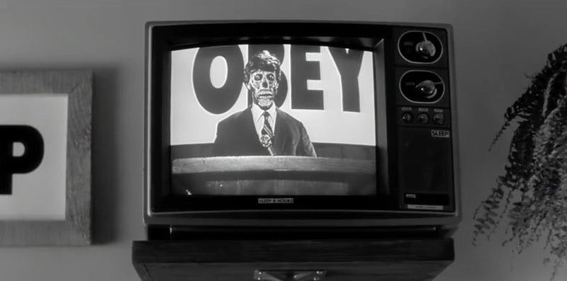 All The Reasons Why John Carpenter's Cult ClassicThey Live Is As Timely As Ever