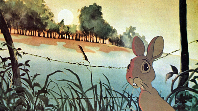 Dystopian Rabbit Masterpiece Watership Down Returns as a New Animated Series