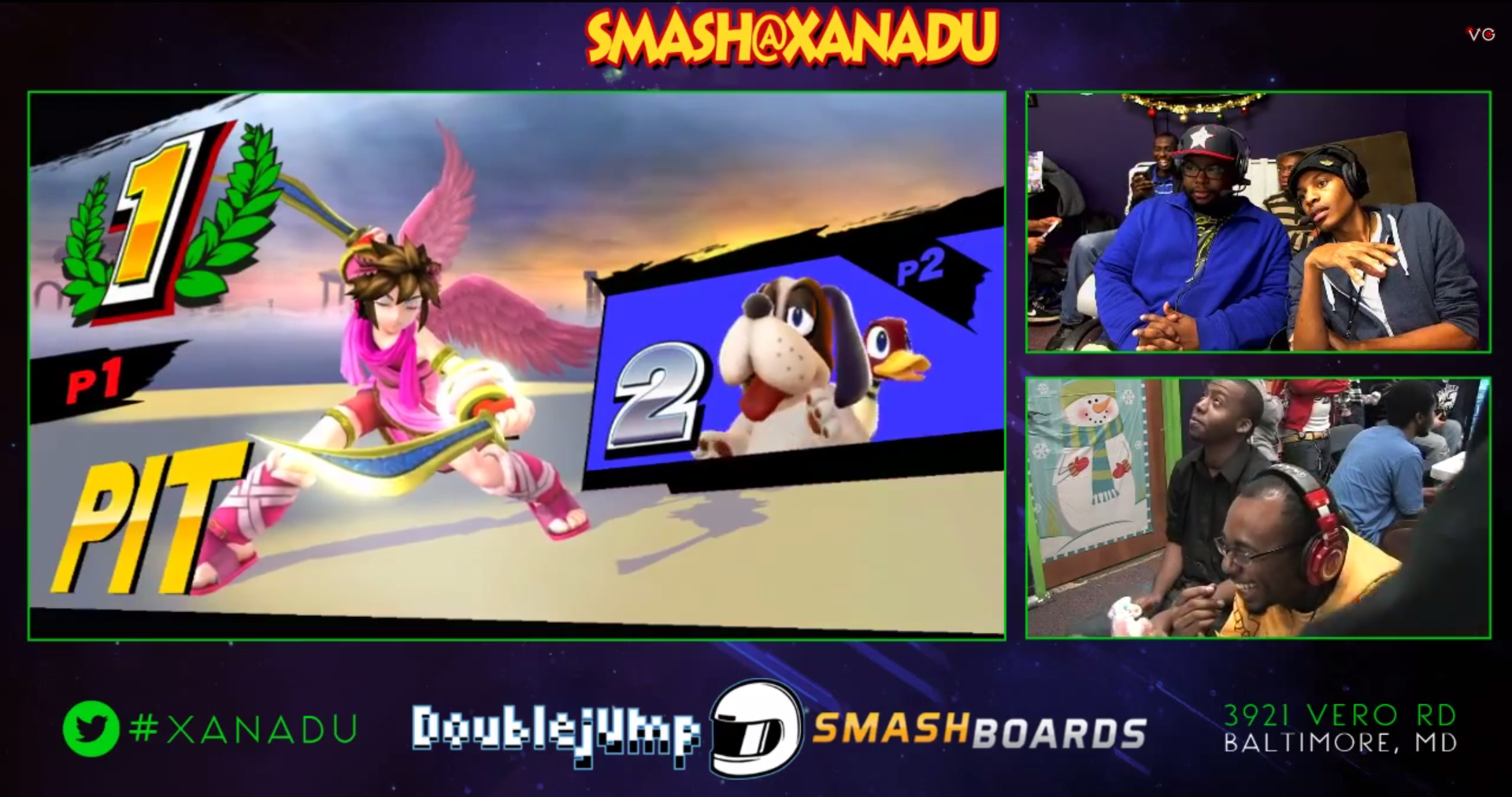 Even Smash Bros. Pros Accidentally Self-Destruct In Matches
