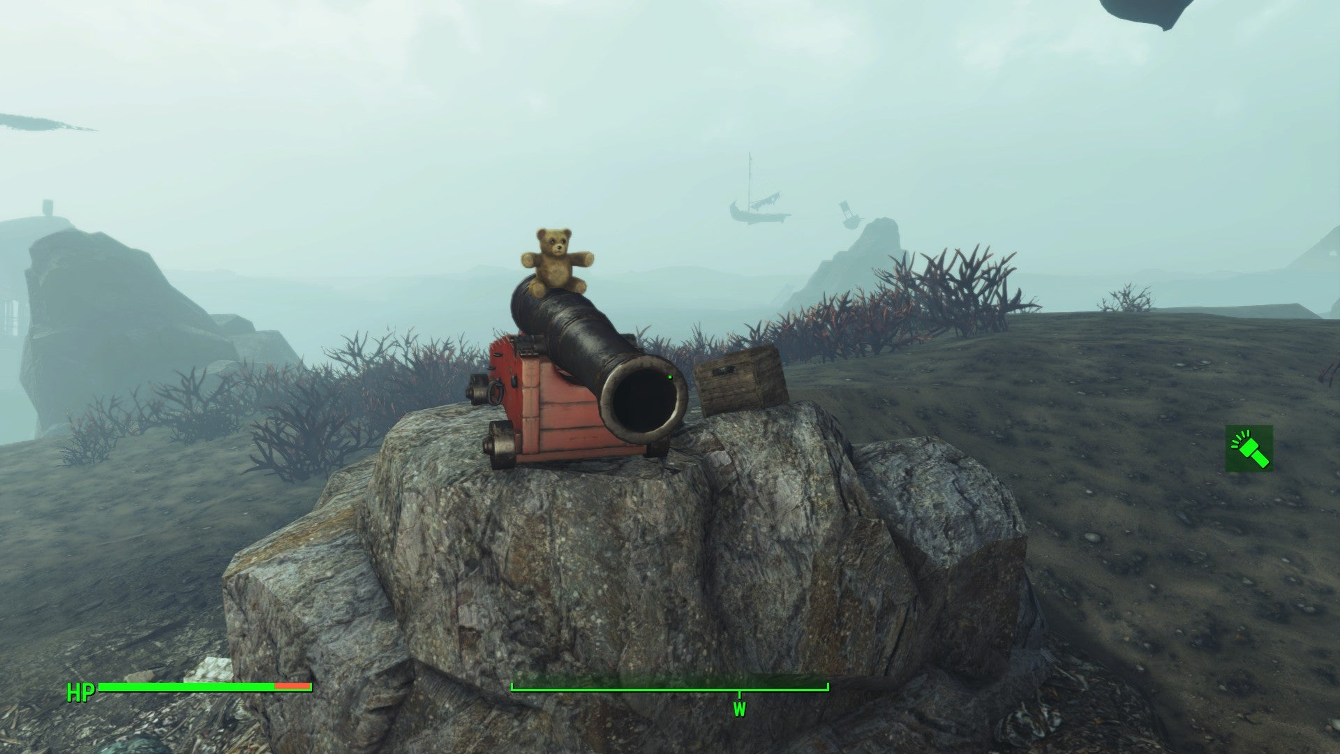 The Mystery of What Fallout 4's Far Harbour DLC Hides Underwater