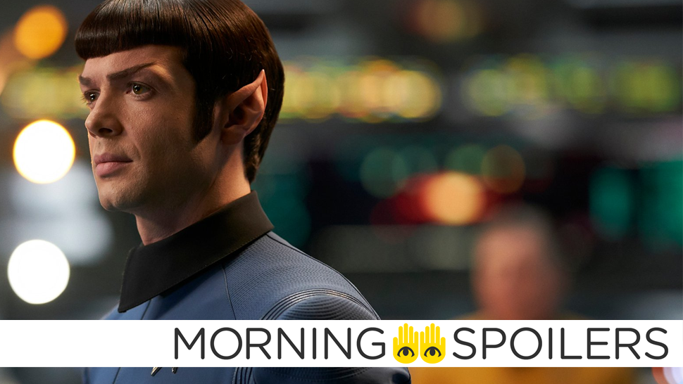 Updates From Star Trek, Spider-Man: Far From Home, And More