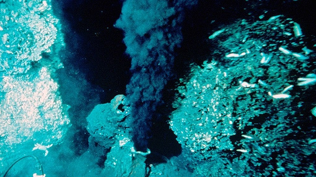Deep-Sea Vents Might Solve Mystery Of Ancient Ocean Carbon