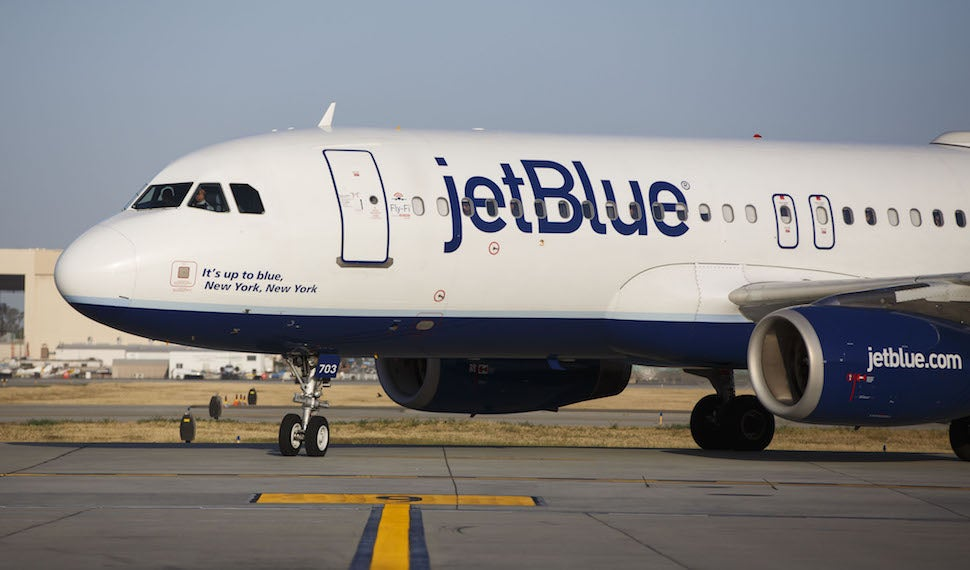 Turbulence On A JetBlue Flight Was So Bad A Toilet Blew Off The Wall