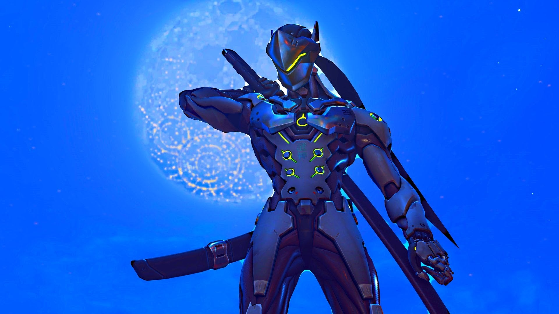 Overwatch Pro Reveals The Perfect Time To Use Genji's Ultimate