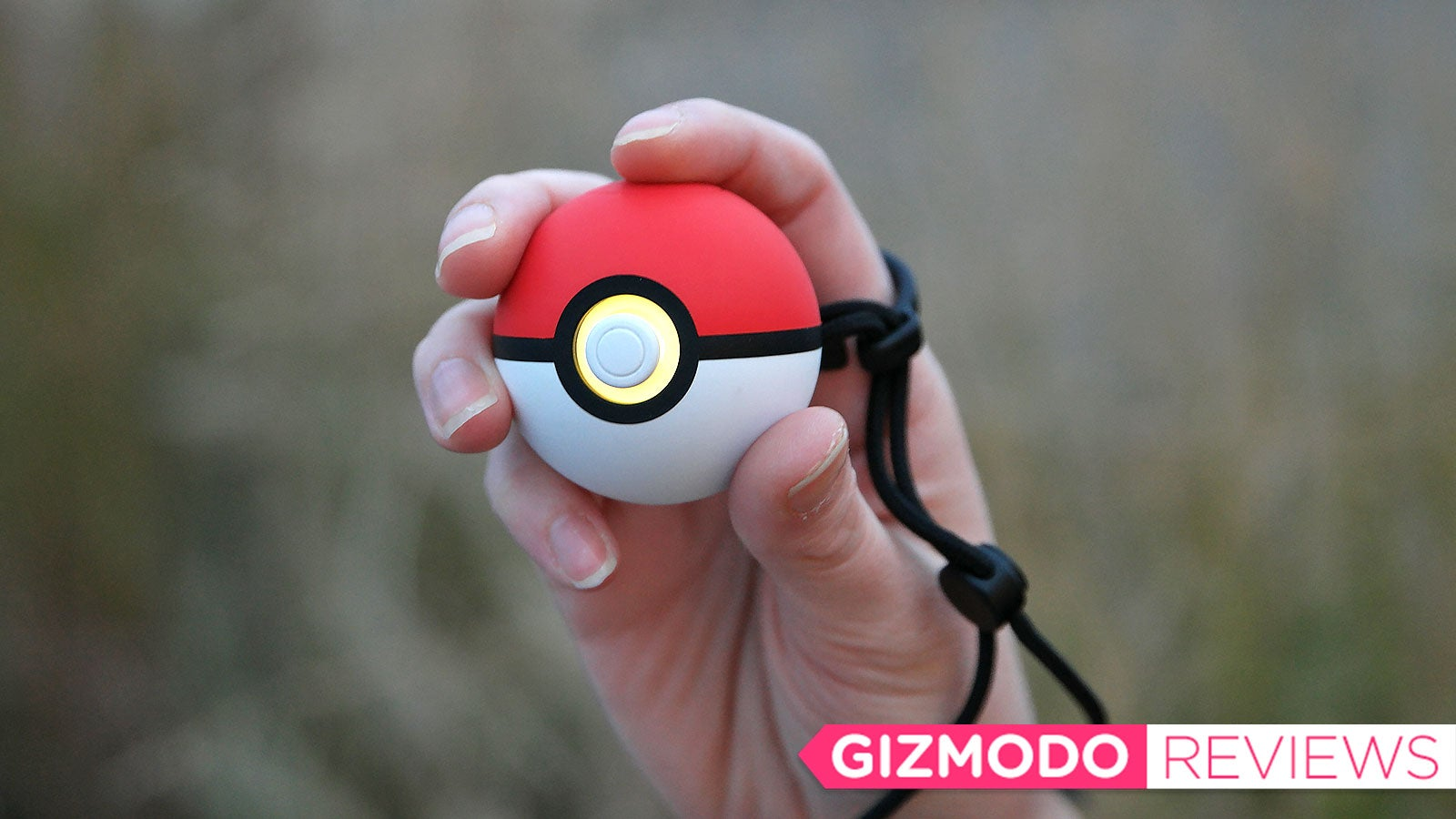 Nintendo's Poké Ball Plus Made Me Wish I Was A Kid Again