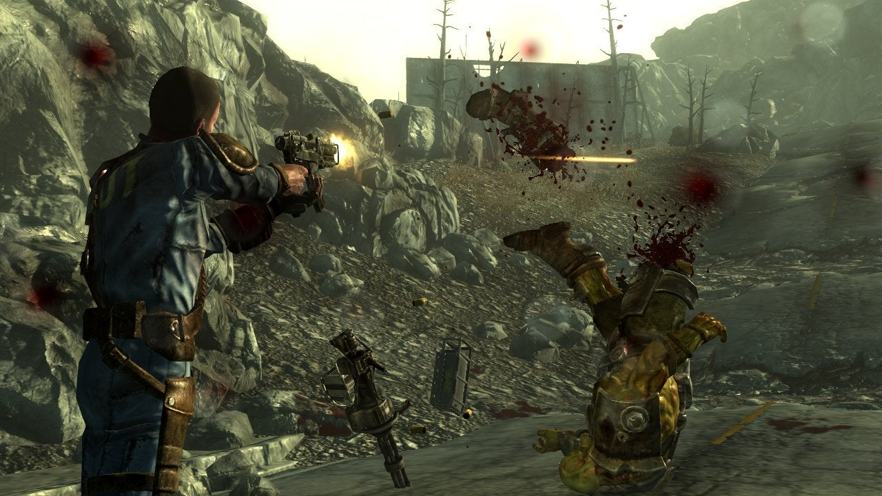 Fallout Publisher Sends Legal Threats To Game With 'Fallout' In Title