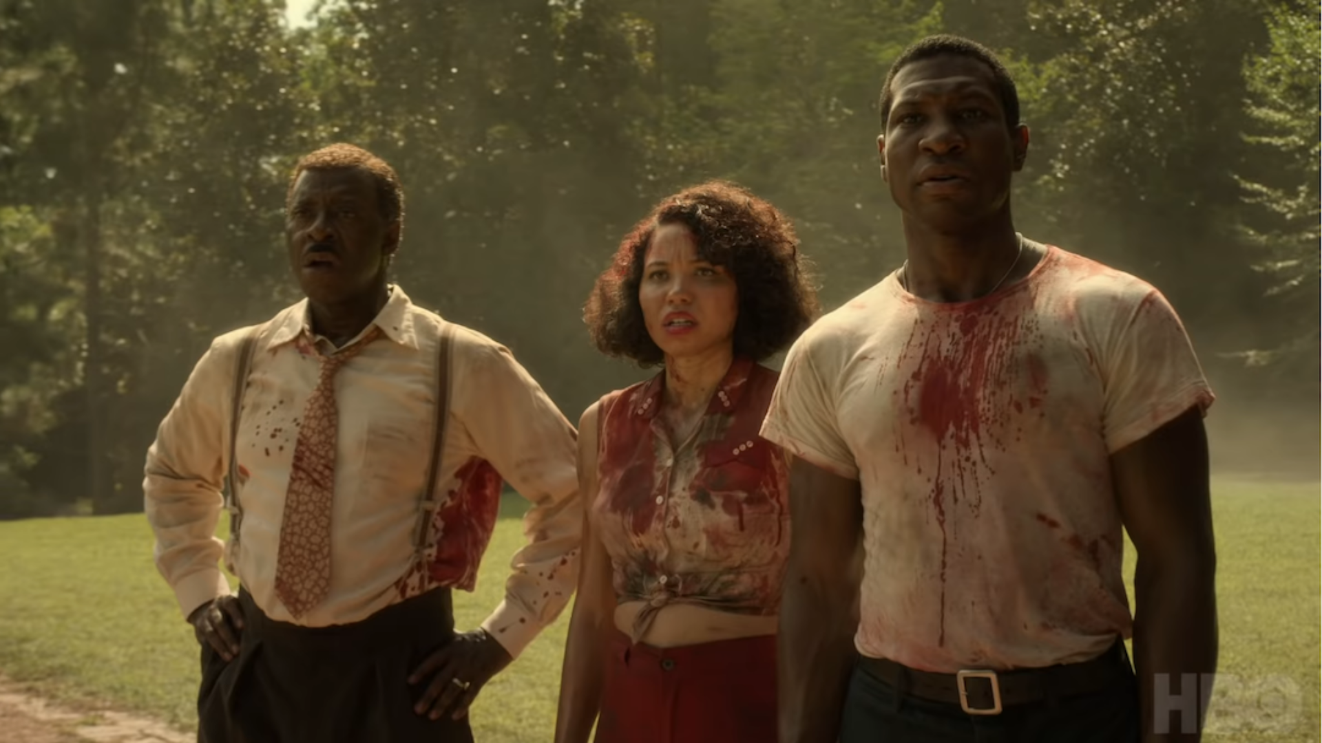 In Lovecraft Country's First Trailer, American Racism Is The Ultimate Eldritch Abomination