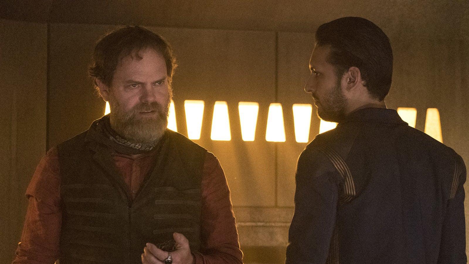 The Eugenics Wars And Ash Tyler's Dark Secret In Star Trek: Discovery