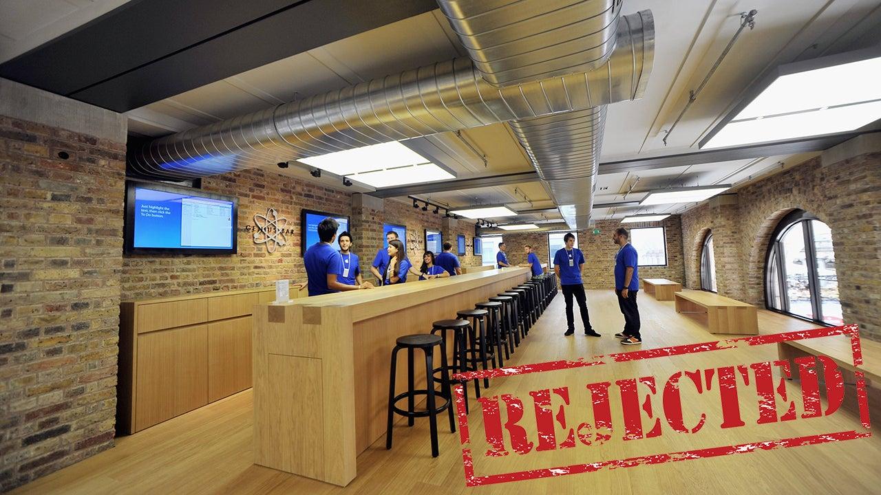 Legendary Apple Engineer Gets Rejected For Genius Bar Job