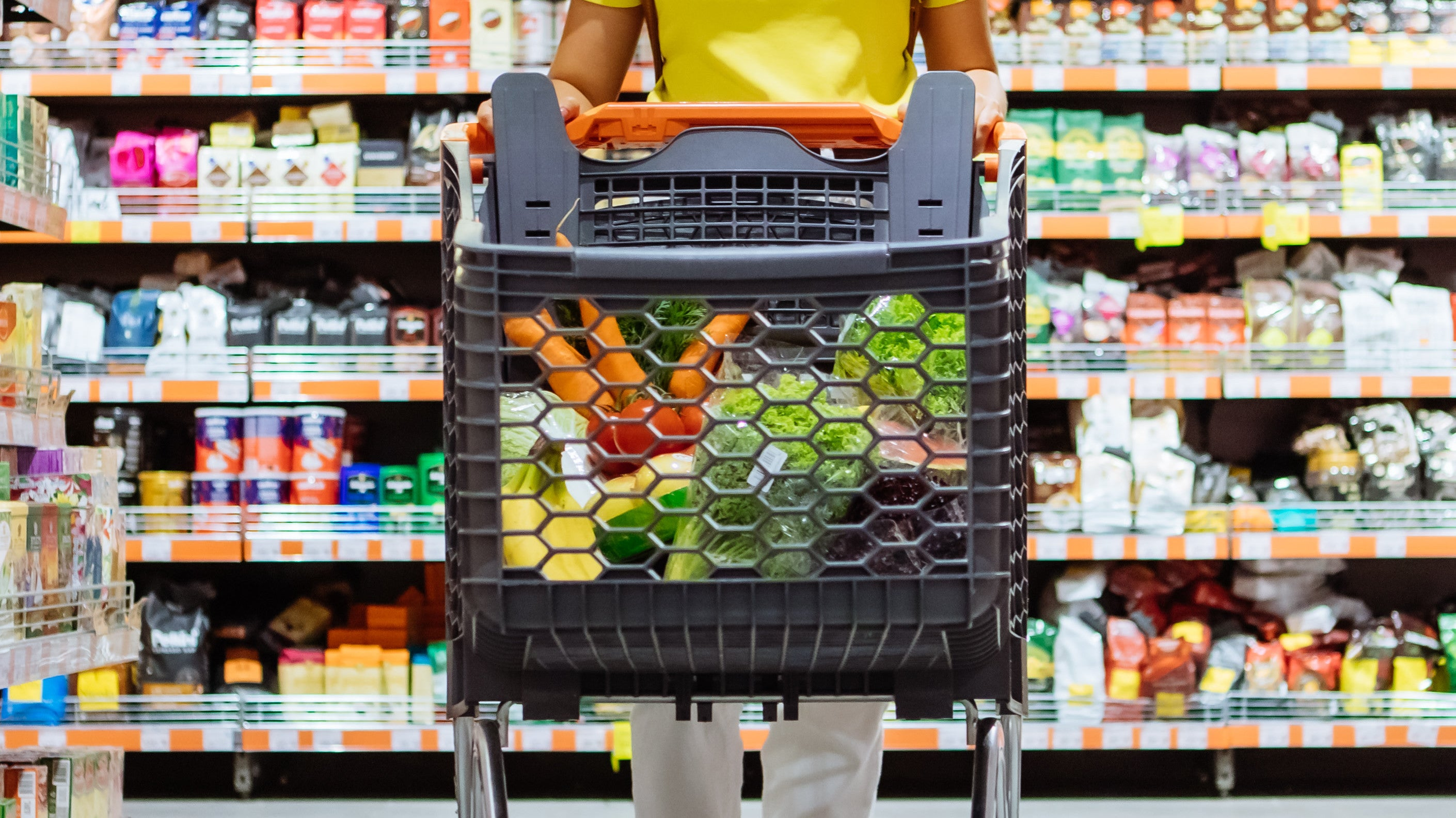 Be Mindful About Purchasing WIC Items At The Grocery Store Right Now