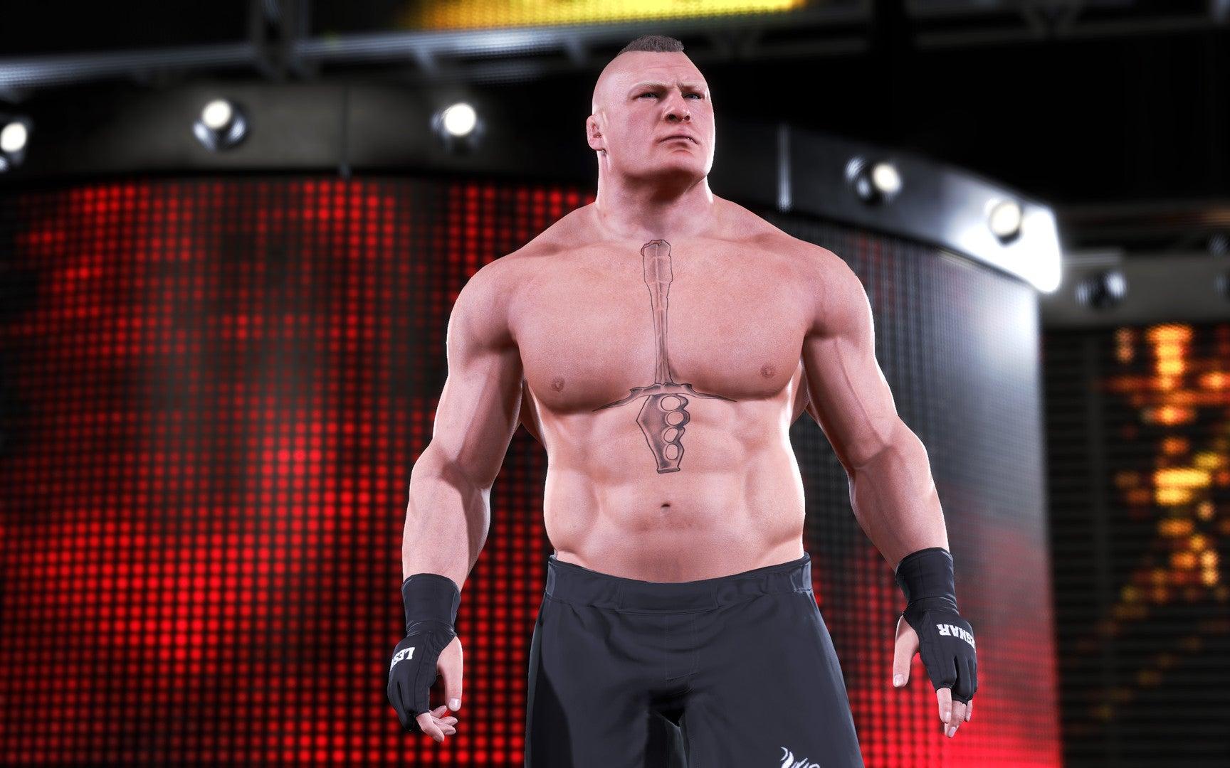 WWE 2K20 Is Broken In Every Possible Way