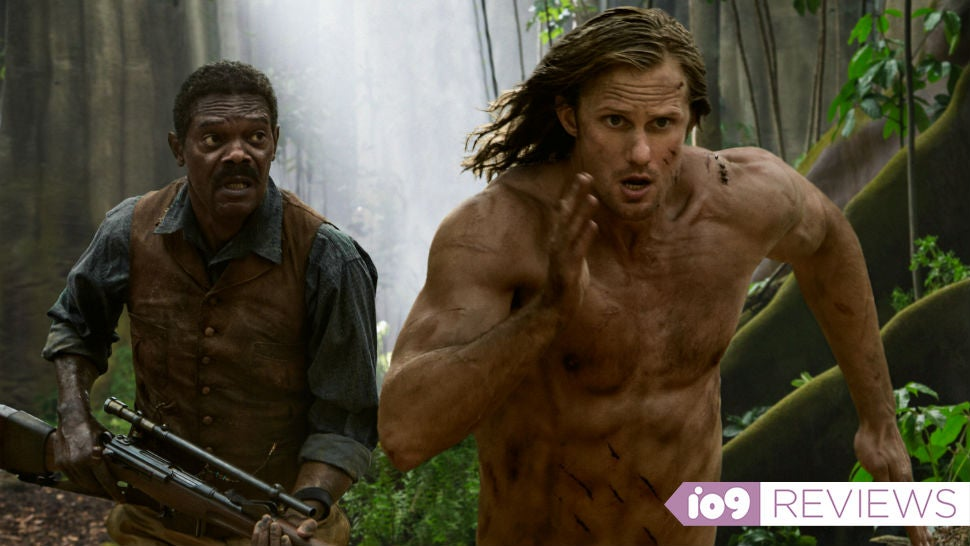 The Legend Of Tarzan: The Gizmodo Review