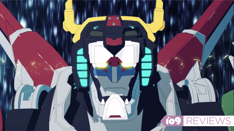 Voltron: Legendary Defender's Third Season Has Answers, But Not The Ones You Wanted