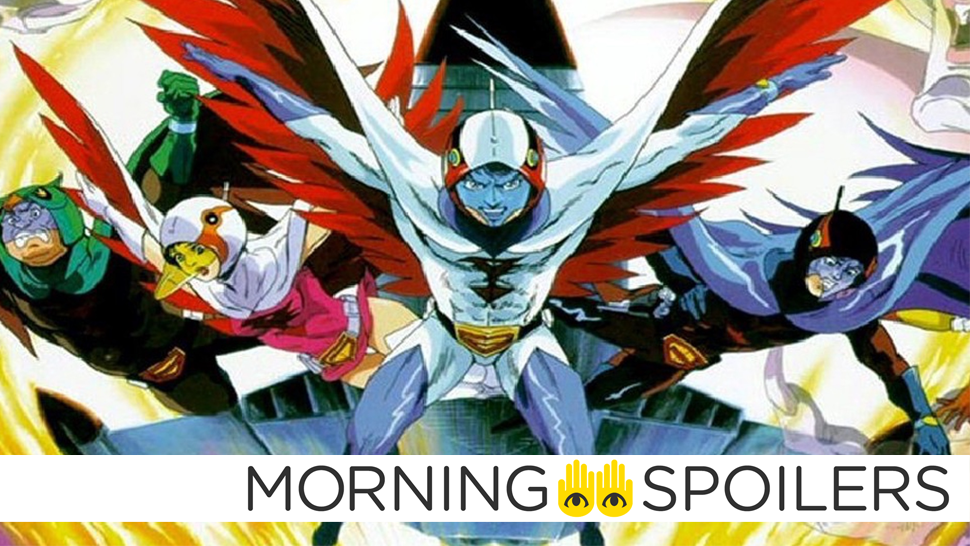 Updates On The Russo Brothers' Battle Of The Planets Movie And Magic: The Gathering TV Show