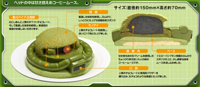How About Some Delicious Gundam Cake?