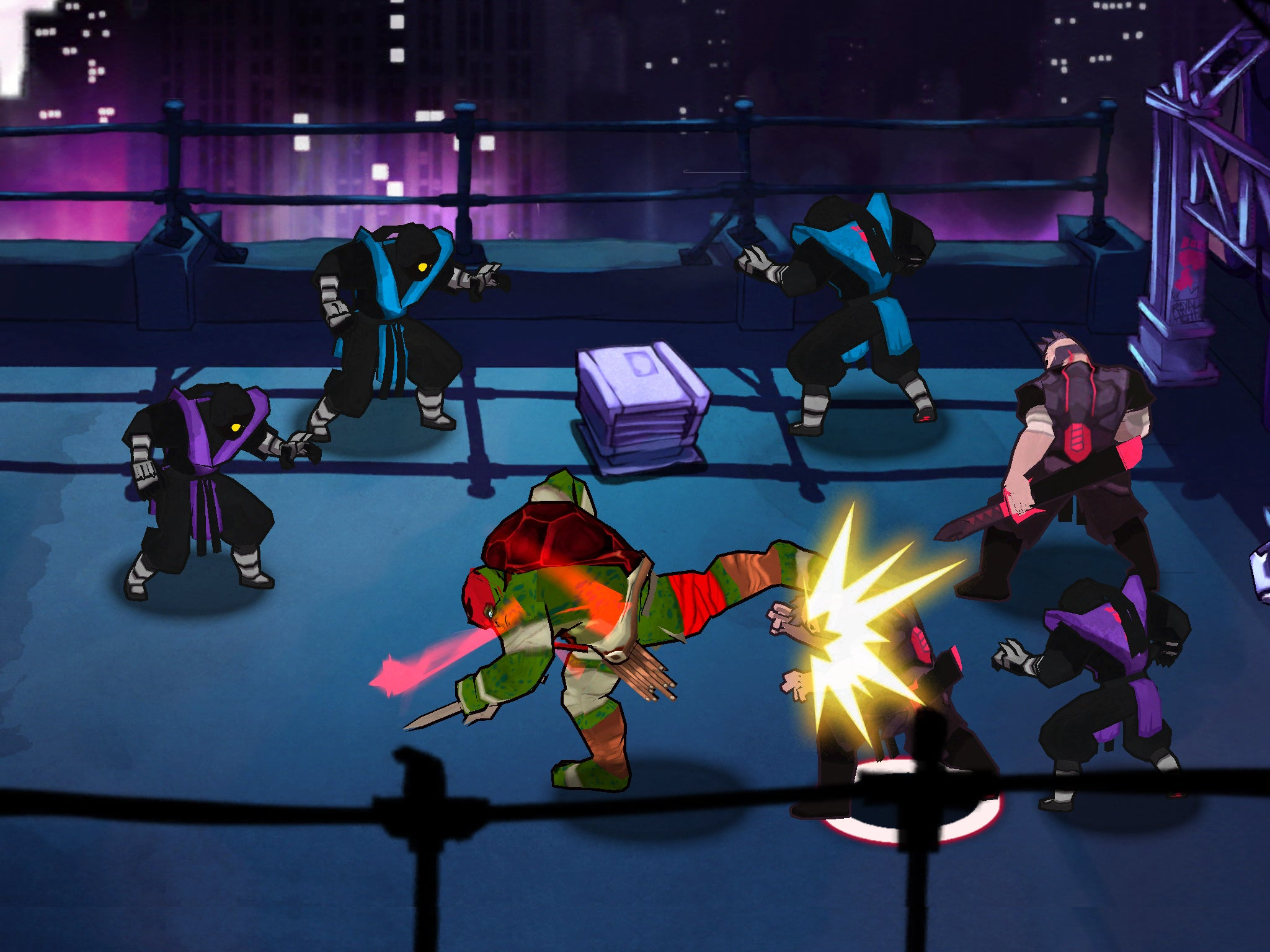 At Least We Got A Decent TMNT Game Out Of All This Movie Business