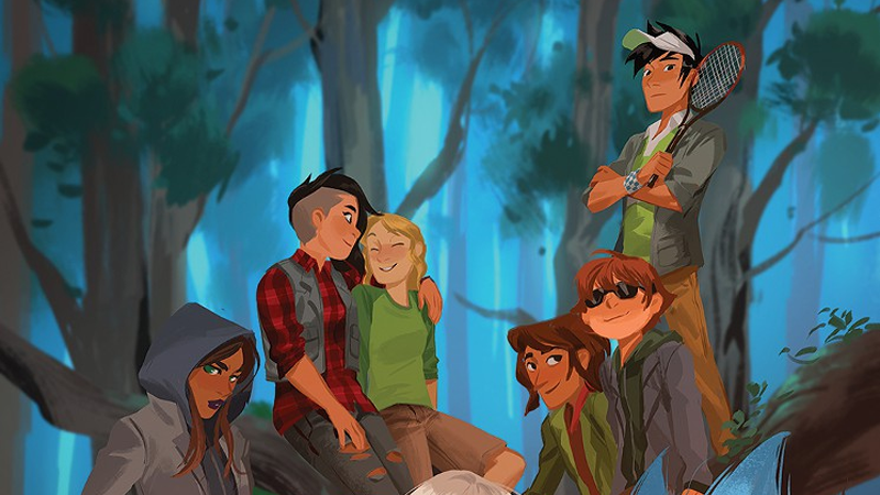 Lumberjanes and Gotham Academy Are Getting the Most Delightful Comic Crossover Ever
