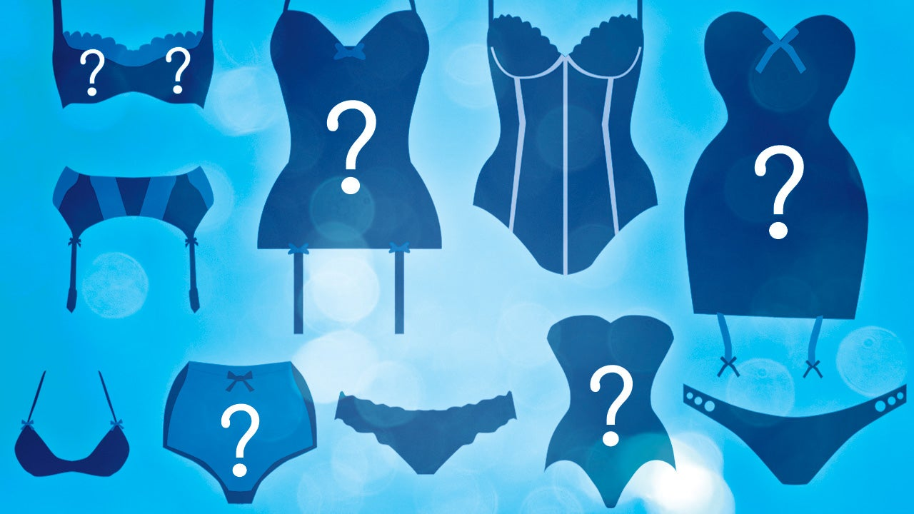 How to Confidently Buy Lingerie Your Girlfriend Will Want To Wear