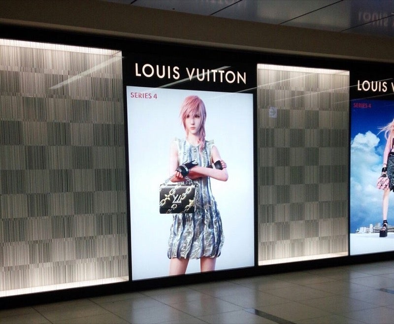 That Final Fantasy and Louis Vuitton Collaboration? It Exists in the Real World, Too.