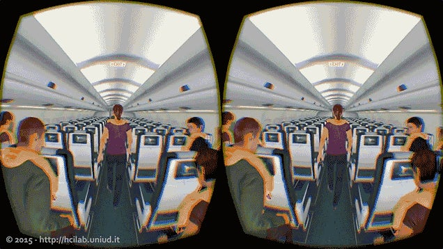 Terrifying Oculus Demo Teaches You How to Survive a Water Crash Landing