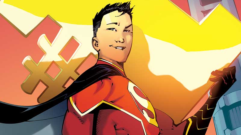 Say Hello to Kenan Kong, the New Chinese Superman