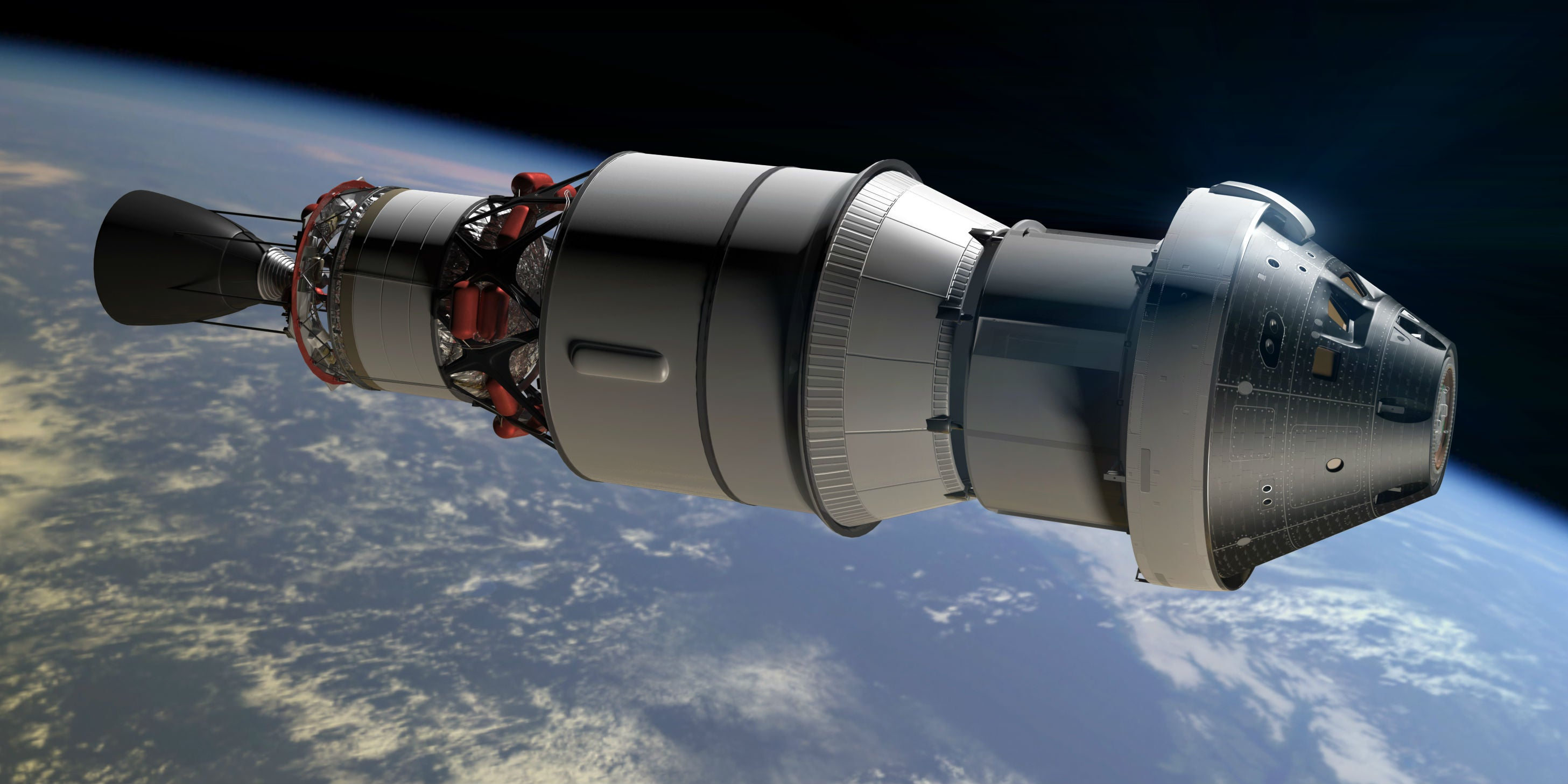Watch the Orion Spacecraft's Test Flight Right Here (Updating Live)