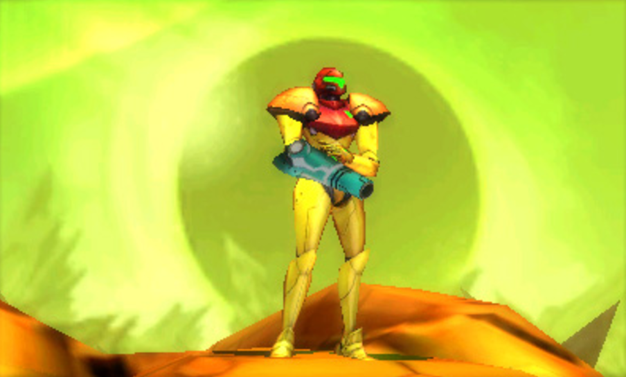 Finally, It's A New Metroid