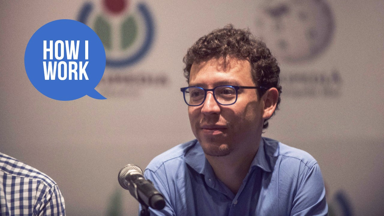 I'm Luis Von Ahn, CEO Of Duolingo, And This Is How I Work