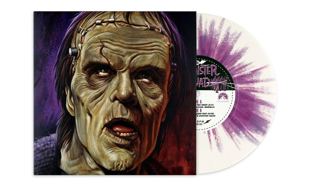 Things Are Getting Hilariously '80s on These New Monster Squad Vinyls