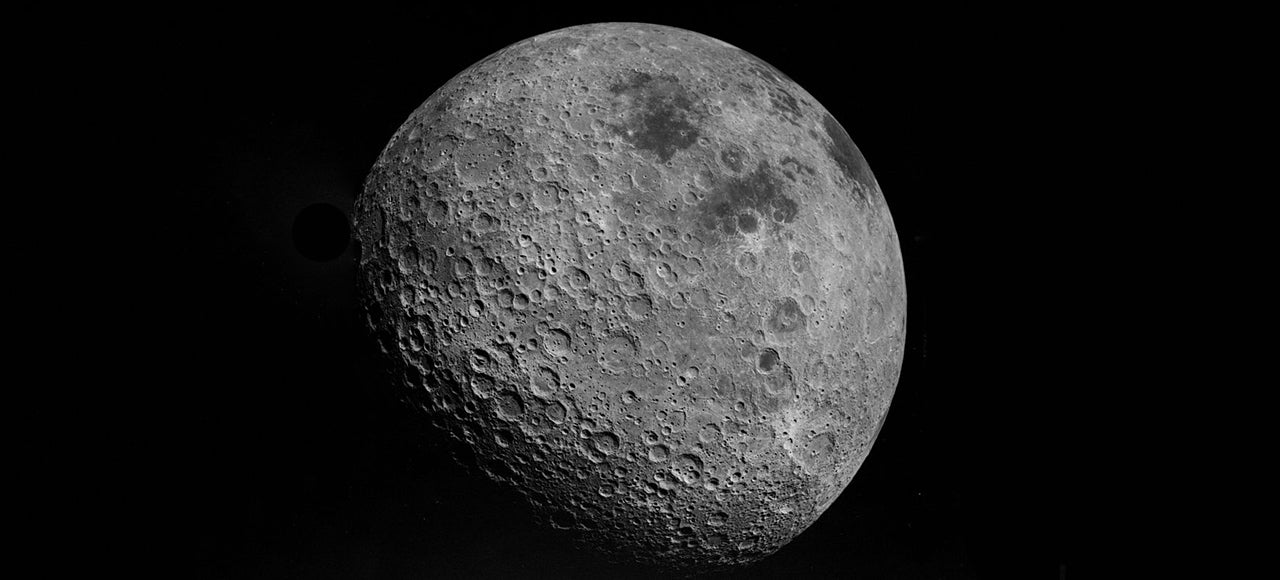 Humans First Saw the Far Side of the Moon 55 Years Ago Today