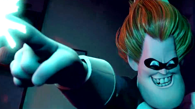 If Christopher Nolan Directed Pixar's The Incredibles