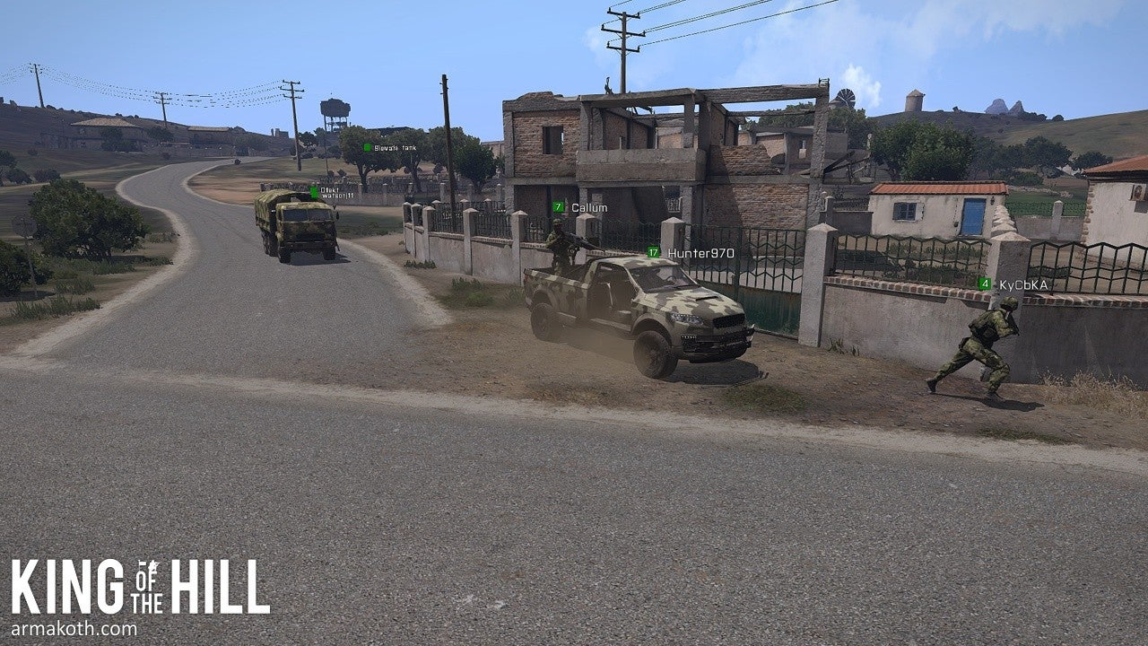 Modding Group Wins Over $US200,000 in Official Arma 3 Contest