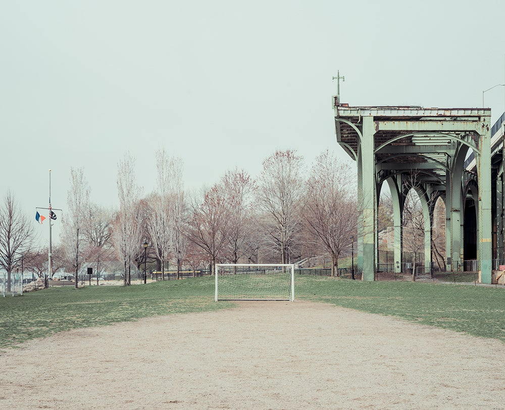 The Many Play Areas Nestled Into New York's Metropolis