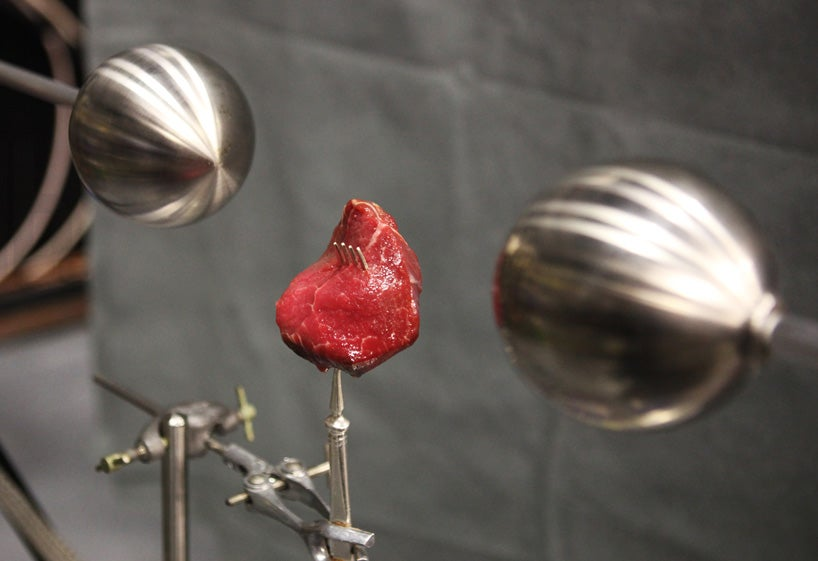 These Maniacs Cooked Steak With Molten Lava and Lightning