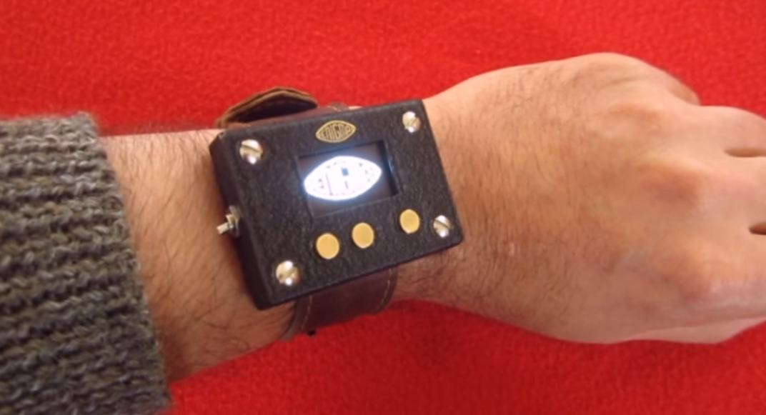 An Alan Turing Fan Made An Enigma Machine For Your Wrist