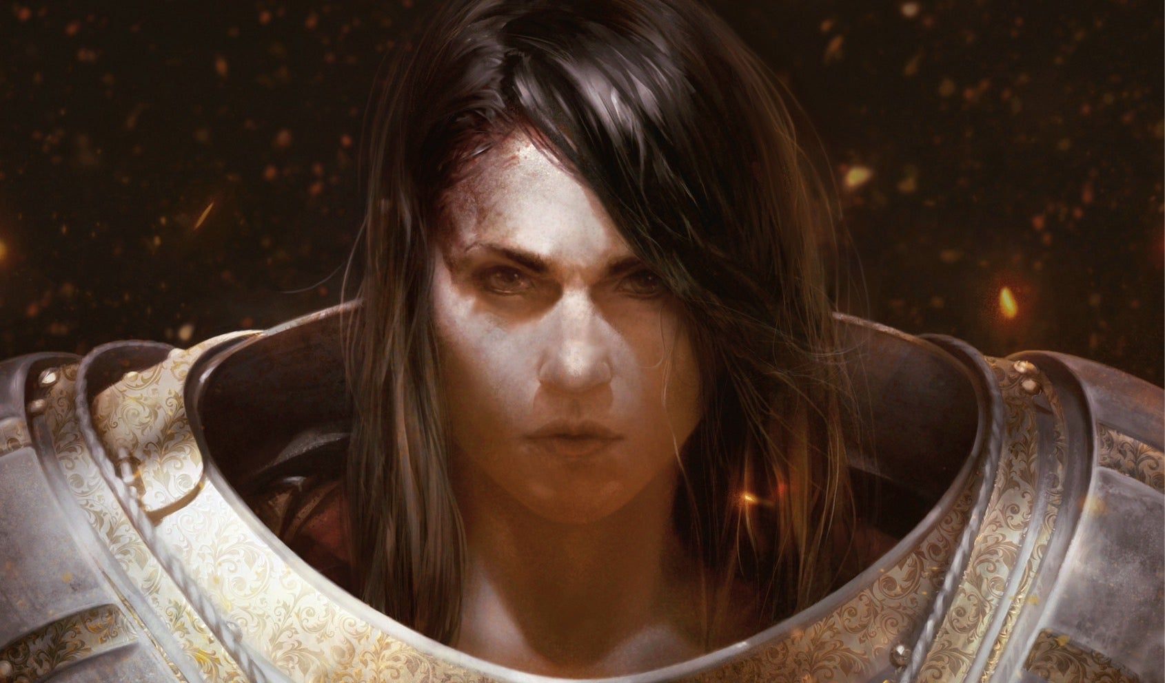 A Girl Dares To Question Wizard-Hating Zealots In The First Chapter Of Myke Cole's Epic Fantasy The Armored Saint