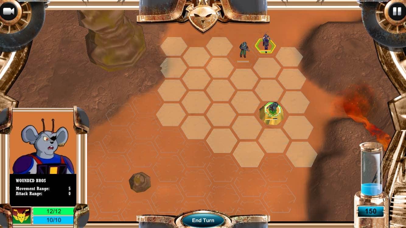 Biker Mice From Mars Gets An Advance Wars Style Prequel
