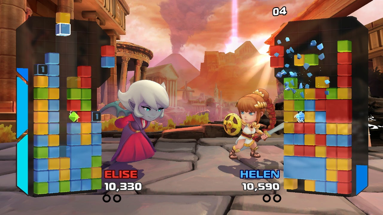 Crystal Crisis Is The Sequel Puzzle Fighter Fans Deserve