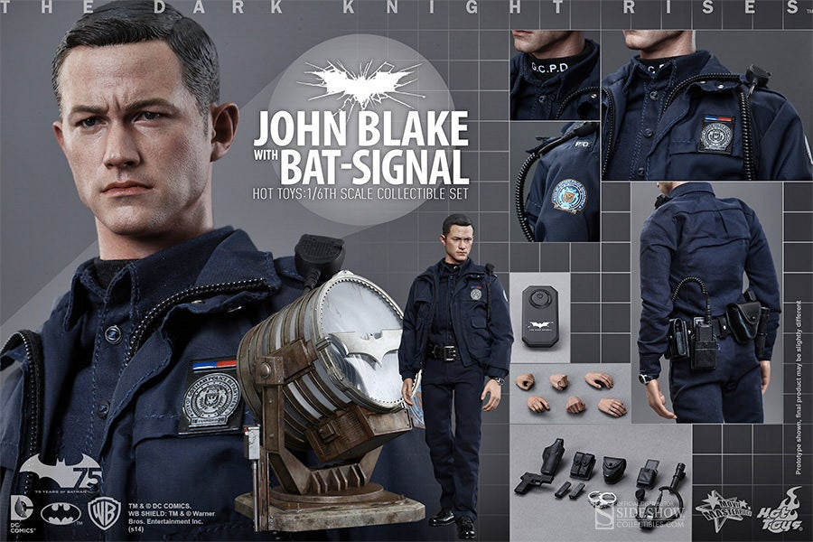 Sideshow Fills the Joseph Gordon-Levitt Hole In Your Figure Collection