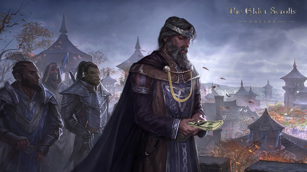 Major Duping Bug Hits The Elder Scrolls Online