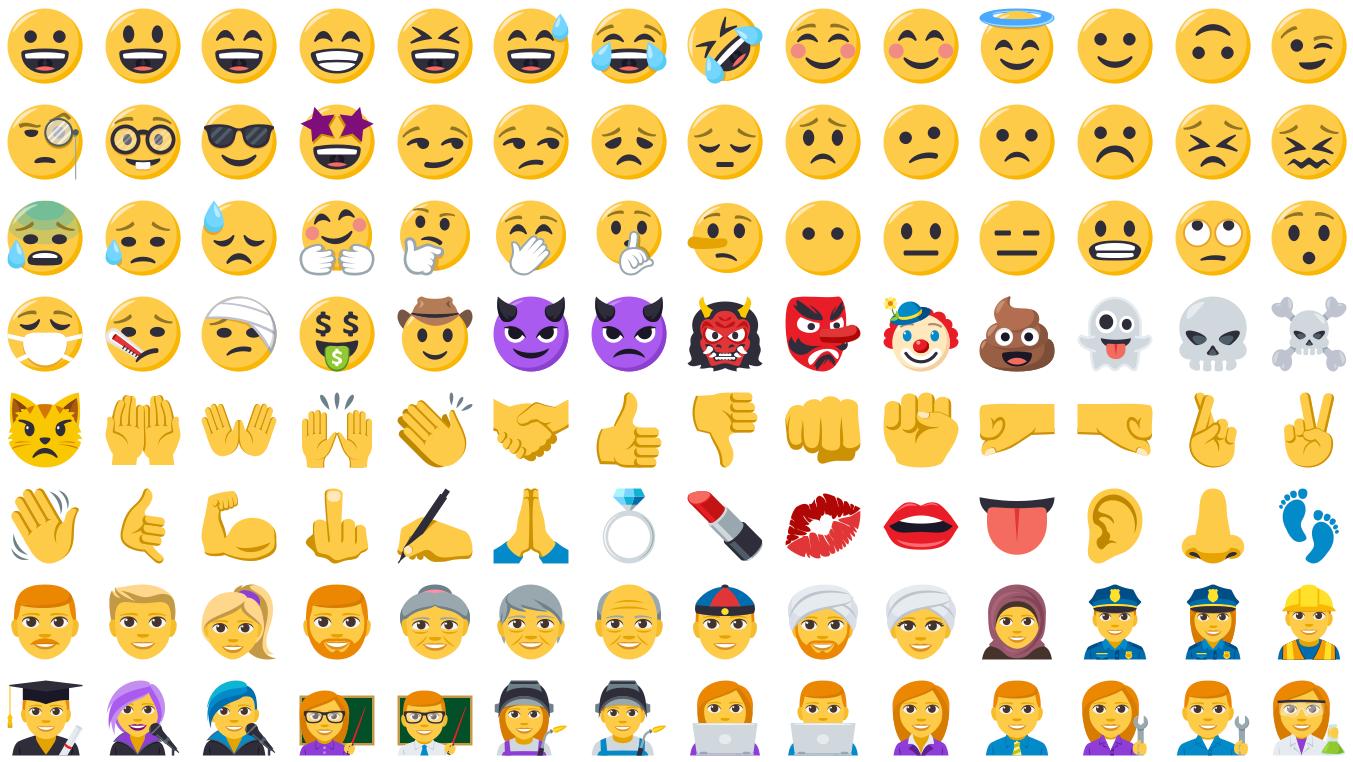 Find Emoji Faster With Emojicopy