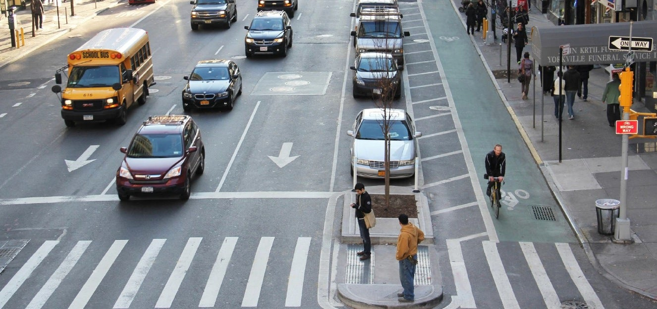 Why Bike Lanes Could Actually Be Good For Cars | Gizmodo Australia